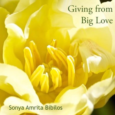 Giving from Big Love Cover